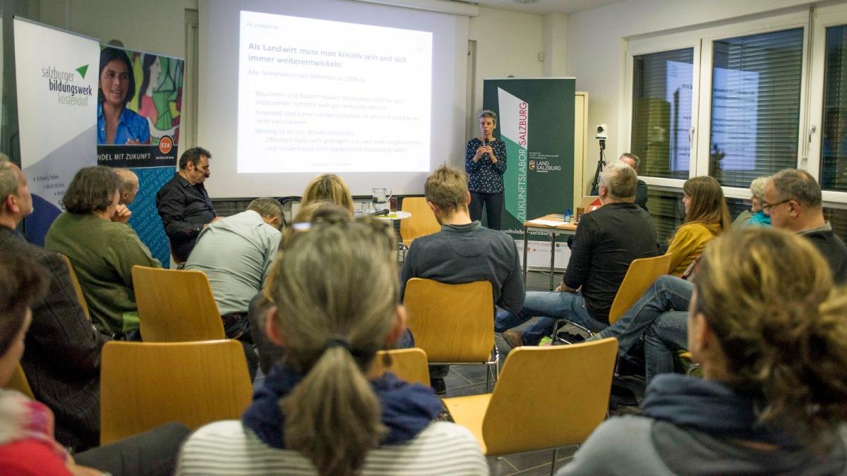Zukunftslabor Salzburg: Freiraum und Bühne für innovativeImpulse